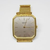 Sarcar Gult guld 27mm Kvarts 18kt ny