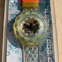 Swatch Quarz SDK104 neu