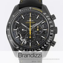 Omega Carbono Cuerda manual 44mm nuevo Speedmaster Professional Moonwatch
