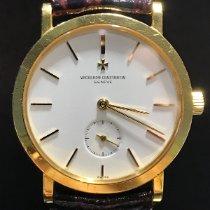Vacheron Constantin Patrimony 92240 Très bon Or jaune 32.5mm Remontage manuel