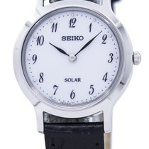 Seiko Steel 26mm Quartz SUP369P1 new
