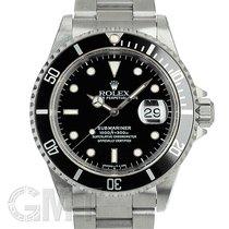 Rolex Submariner Date 40mm Negro