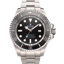 Rolex Sea-Dweller Deepsea usados 44mm Negro Acero