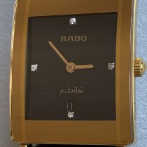 Rado Gold/Steel 25mm Quartz 160-0381.3 pre-owned