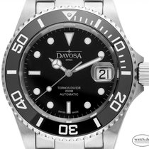 Davosa Steel 40mm Automatic 161.555.50 new