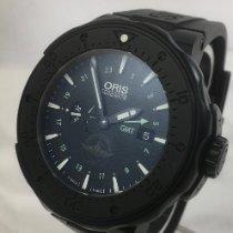 Oris Force Recon GMT Titane 49mm Noir