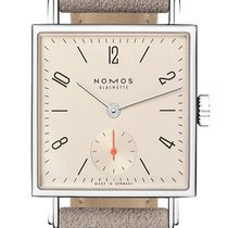 NOMOS Tetra 27 Steel 27,5mm Gold