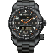 Breitling Emergency Titanium 51mm Black