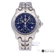 TAG Heuer Link Quartz Blue