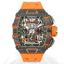 Richard Mille RM 011 RM11-03 MCL CA-FQ Unworn Carbon 50mm Automatic