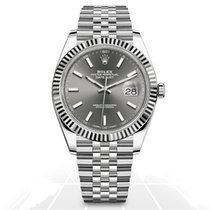 Rolex Datejust new Automatic Watch with original box and original papers 41 126334
