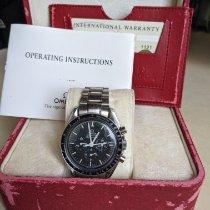 Omega Speedmaster Professional Moonwatch occasion Noir Chronographe Acier