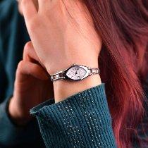 White Ellipse Women's Wristwatch 1987 новые