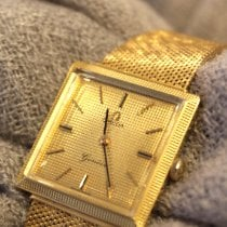 Omega Genève Yellow gold 25mm Gold No numerals