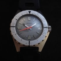 Sandoz Steel 42mm Automatic pre-owned