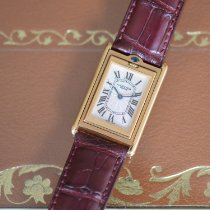 Cartier Tank (submodel) new Manual winding Watch with original box and original papers W1531951