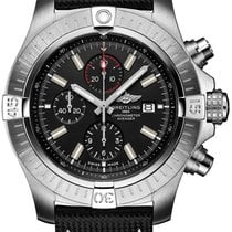 Breitling Super Avenger new Automatic Chronograph Watch with original box