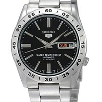 Seiko Steel 36mm Automatic SNKE01K1 new