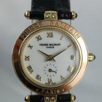 Pierre Balmain Zuto zlato 26mm Kvarc Pierre Balmain rabljen