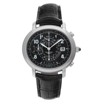 Audemars Piguet Millenary Chronograph Steel 41mm Black United States of America, Florida, Surfside