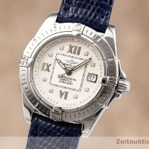 Breitling Steel 32mm Quartz A71356 pre-owned