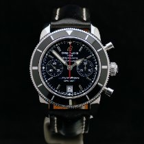 Breitling Steel 44mm Automatic A2337024/BB81 pre-owned