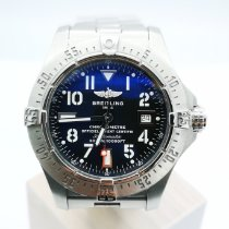Breitling Steel 45mm Automatic A17330 pre-owned