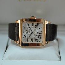 Cartier Santos Dumont Rose gold Silver United Kingdom, London
