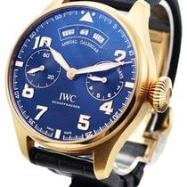 IWC Automatic Blue 46mm pre-owned Big Pilot