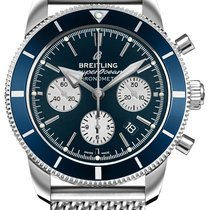 Breitling Steel 44mm Automatic AB0162161C1A1 new