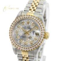 Rolex Lady-Datejust 69173 1990 rabljen