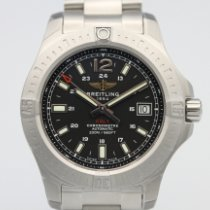 Breitling Steel 41mm Automatic A17313101B1A1 new