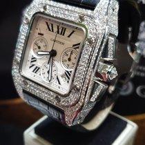 Cartier Santos 100 2740 2016 new
