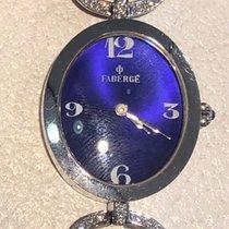 Fabergé Or blanc Quartz occasion