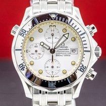 Omega Seamaster Diver 300 M Steel 42.5mm White