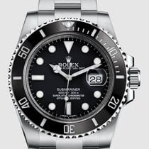 Rolex Submariner Date 116610LN 2012 pre-owned