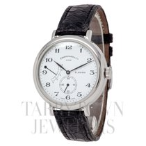 Eberhard & Co. pre-owned Manual winding 40mm White Sapphire crystal
