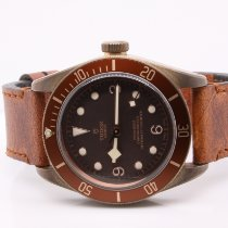 Tudor Black Bay Bronze Bronze 43mm Brown Arabic numerals United States of America, Pennsylvania, Uniontown