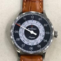 Meistersinger Pangaea Day Date PDD9Z17S New Steel 40mm Automatic United States of America, Massachusetts, Boston