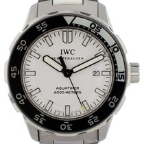 IWC IW356805 Steel 2010 Aquatimer Automatic 2000 44mm pre-owned United States of America, New York, New York