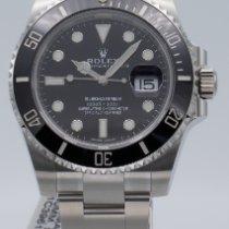 Rolex Submariner Date Steel 40mm Black No numerals United States of America, Georgia, ATLANTA