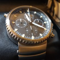 Temption Steel 42mm Automatic pre-owned