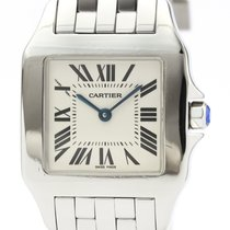 Cartier Santos Demoiselle W25065Z5 pre-owned