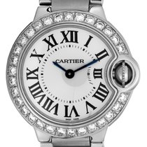 Cartier new Quartz 28mm Steel