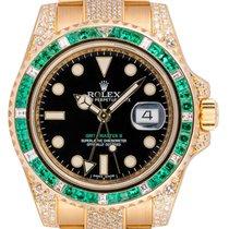 Rolex GMT-Master II 116718LN 2018 nuevo