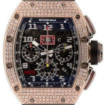 Richard Mille Red gold 40mm Automatic RM011 new United Kingdom, London