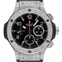Hublot Big Bang 44 mm Steel 44mm Black