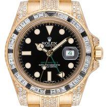 Rolex GMT-Master II 116718LN Unworn Yellow gold 40mm Automatic United Kingdom, London