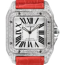 Cartier new Automatic 51.1mm Steel Sapphire crystal