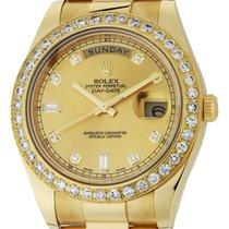 Rolex Day-Date II Oro amarillo 41mm Oro